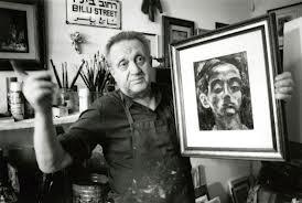 BERGNER, YOSL-Artist pic 1986