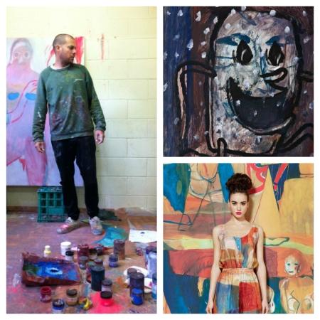 Rhys-Collage