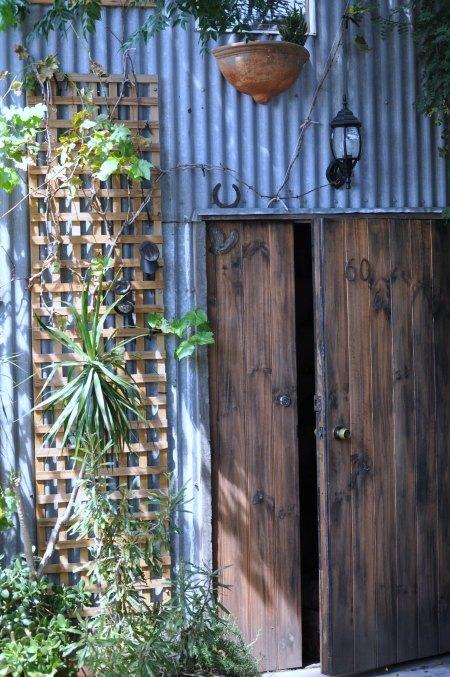 hague-studio door