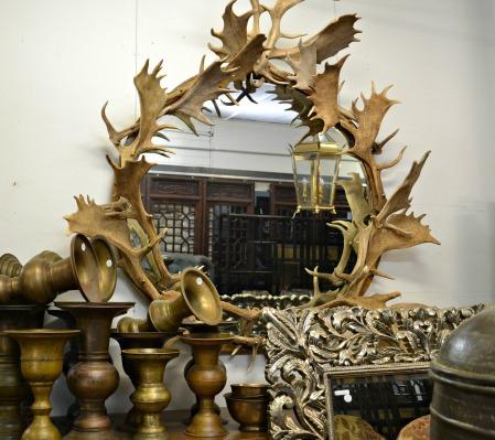 sri lankan brass