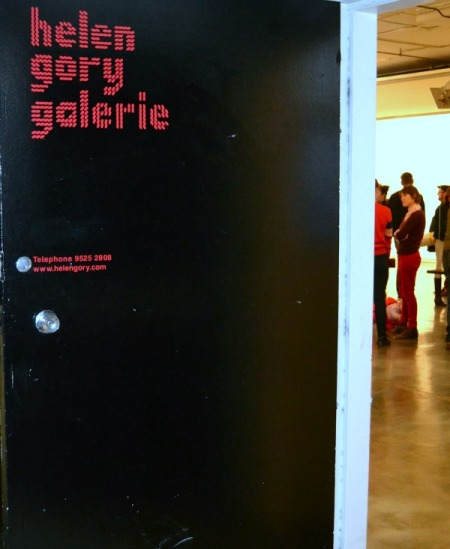 The door is closing for the final exhibition of Helen Gory's Galerie in Prahran.