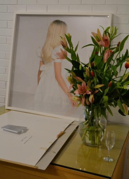 Petrina Hicks & an au revoir floral tribute to a special exhibition space