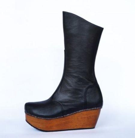 patten boot