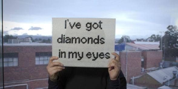 Hamer-I've got Diamonds in my eyes!