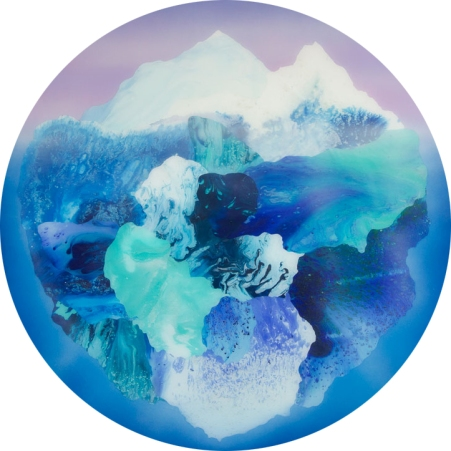 Kate-BlueMarble-lenticular-print-edition-of-5-60cm-diamater-